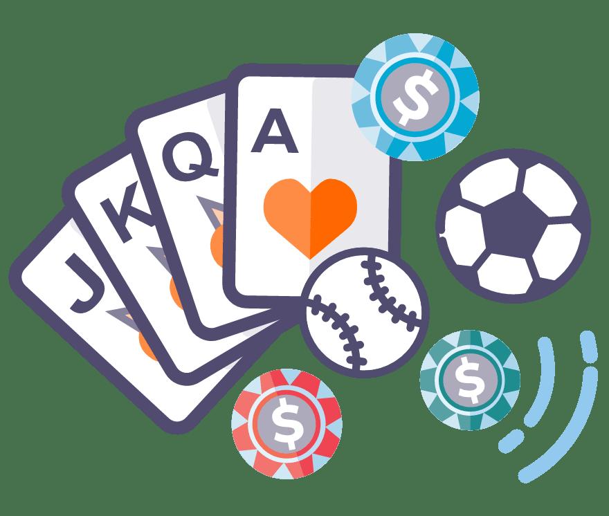 Los 2 mejores sitios de Casino de Sports Betting en línea en Paraguay