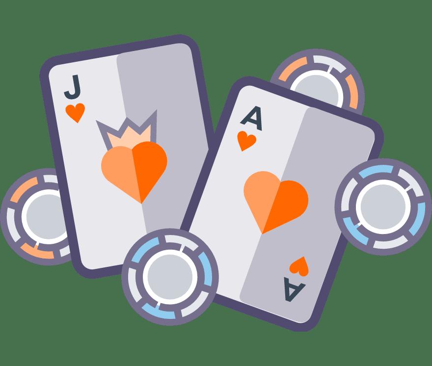 Los 170 mejores sitios de Casino de Blackjack en línea en Paraguay