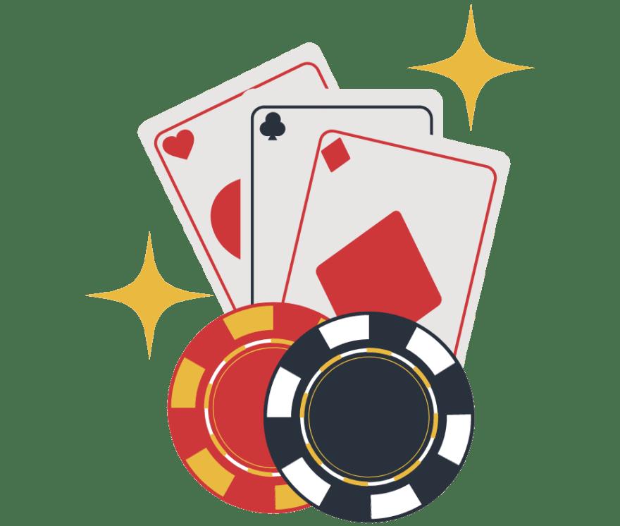 Los 162 mejores sitios de Casino de Veintiuna en línea en Paraguay
