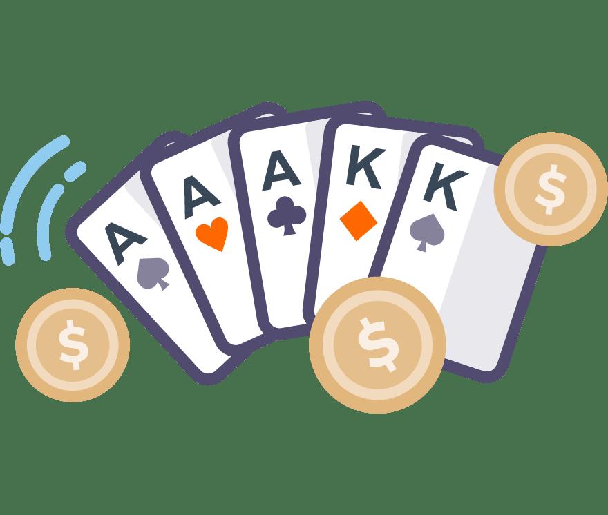 Los 125 mejores sitios de Casino de Póker en línea en Paraguay