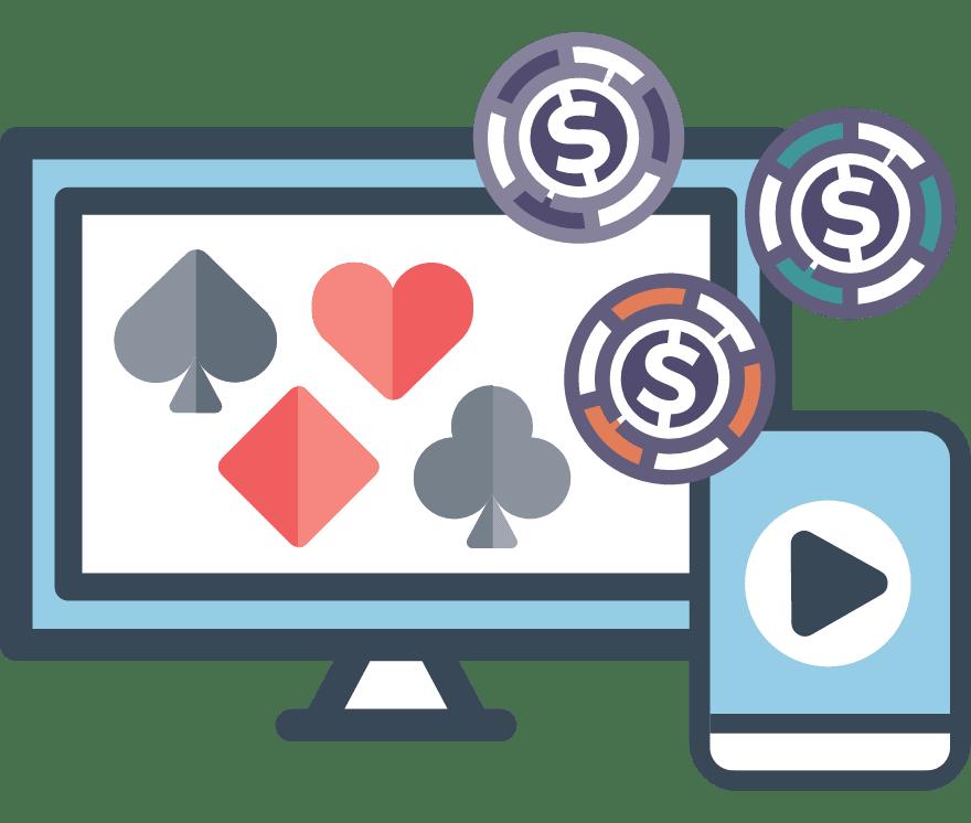 Los 91 mejores sitios de Casino de Vídeo póker en línea en Paraguay