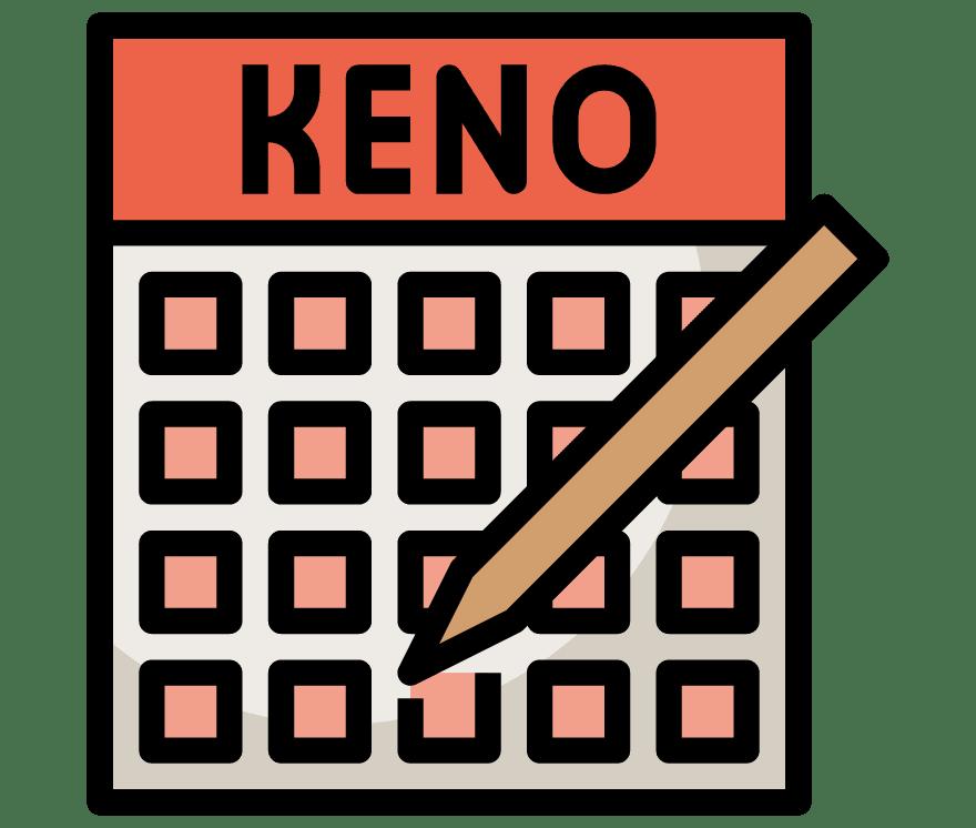 Los 54 mejores sitios de Casino de Keno en línea en Paraguay