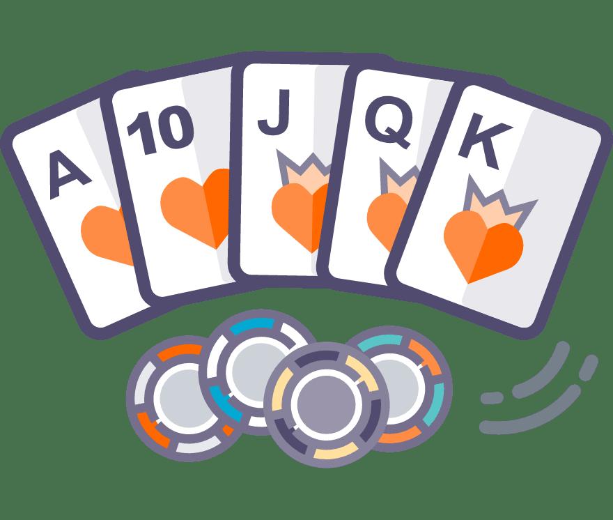 Los 61 mejores sitios de Casino de Texas Hold'em en línea en Paraguay