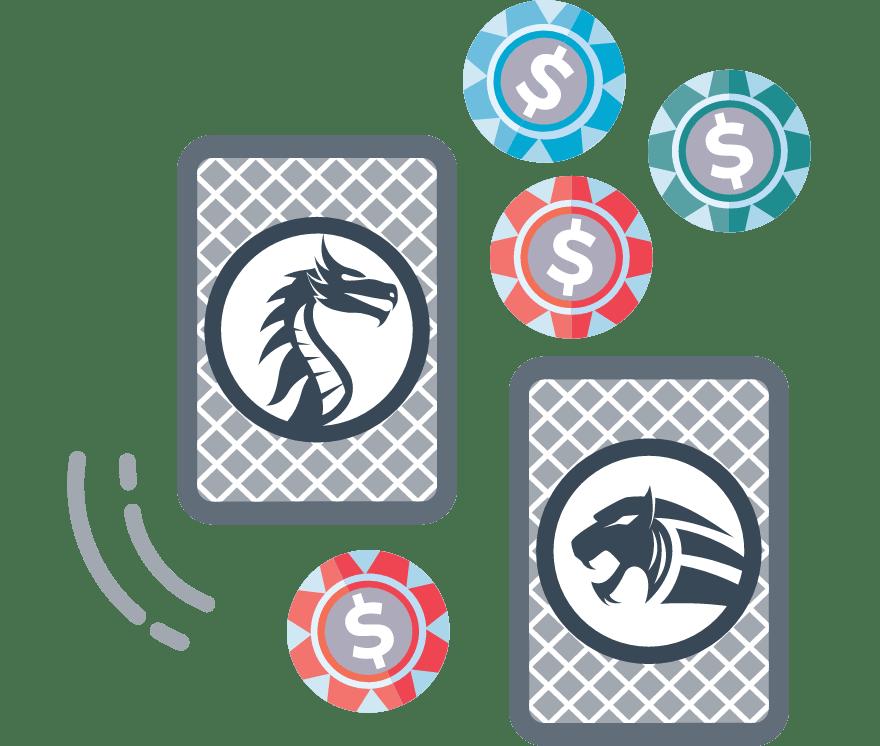 Los 56 mejores sitios de Casino de Dragón Tigre en línea en Paraguay