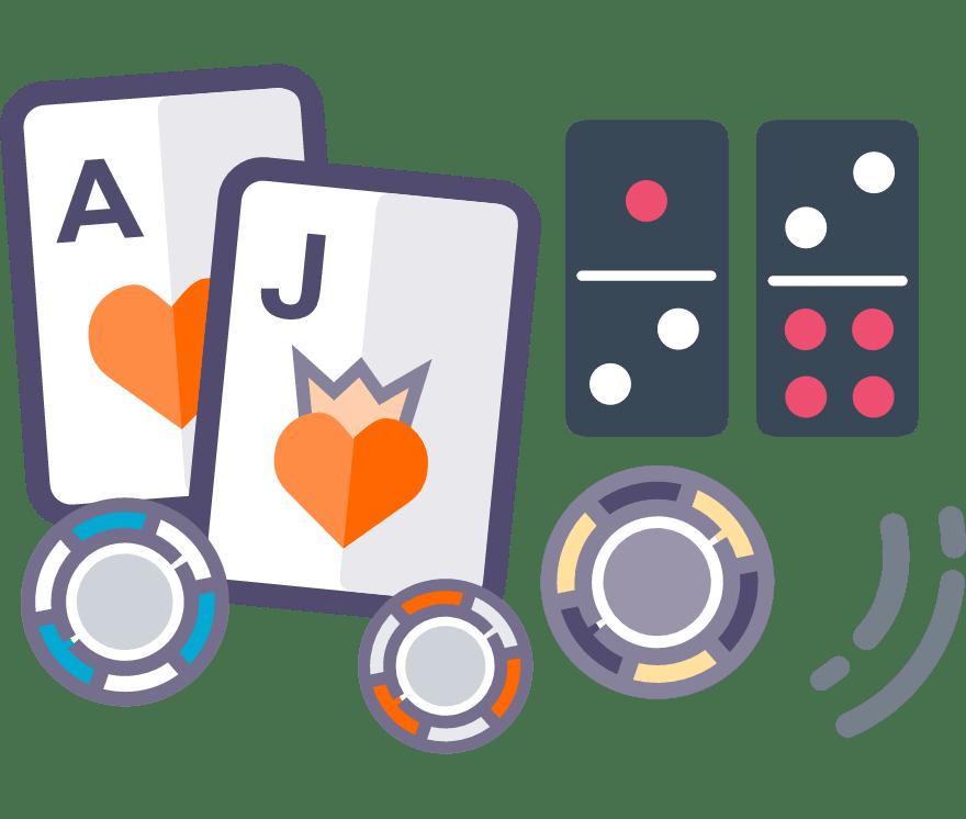Los 65 mejores sitios de Casino de Pai Gow en línea en Paraguay