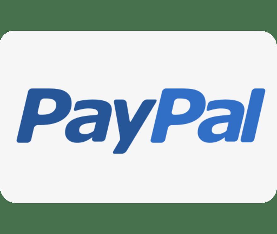Los mejores casinos en línea PayPal en Paraguay