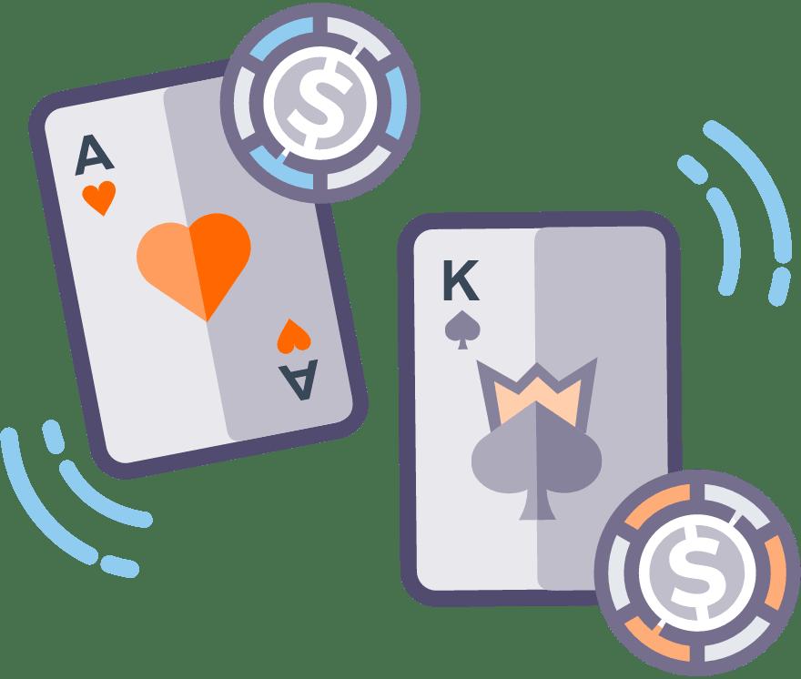 Los 11 mejores sitios de Casino de Guerra de casino en línea en Paraguay